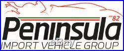 Genuine Ducati Diavel Billet Footpegs 96280081A NEW DUCATI PERFORMANCE ORIGINAL