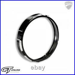 Genuine Ducati Scrambler Billet Aluminium Headlight Trim OEM 97380231A