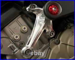 Motocorse Billet Aluminum Engine Support Right Bracket Ducati Panigale V4 R 2019
