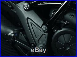 NEW Motorcycle Ducati Genuine Billet Aluminium Frame Plugs D96800310A