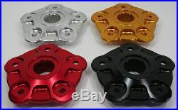 New CNC Billet Aluminum Rear Sprocket Drive Flange Cover Monster 796 M796 UK