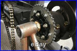 New CNC Billet Rear Sprocket Drive Flange Cover For Ducati 748 848 916 996