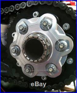 New Ducati 1199 S Panigale Rear Sprocket Drive Flange Cover CNC Billet Aluminum