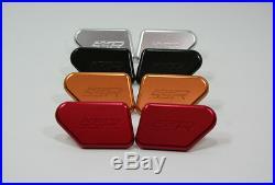 New Ducati 848 1098 1198 Billet Aluminum CNC Mirror Fairing Block Off Blockoff