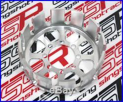 New Ducati Silver Clutch Basket Hypermotard 1098 748 916 SS CNC Billet Aluminum