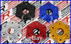 New Rear Sprocket Drive Flange Cover For 1098 1098S 1198 100% Billet Aluminum UK