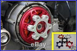 Pressure Plate Clutch Collar Collars For Ducati 748 1098 SS CNC Billet Aluminum