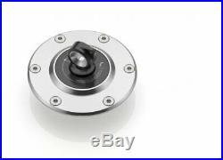 Rizoma Billet Aluminum Gas Cap DUCATI TF042A