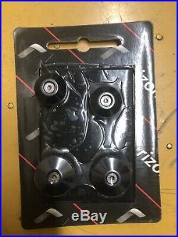 Rizoma Frame Hole Caps Plug For Ducati 899/959 Billet Aluminum P# ZDM115B